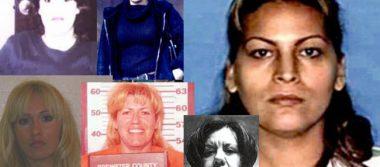 Mujeres chihuahuenses en la lista de más buscados por la DEA