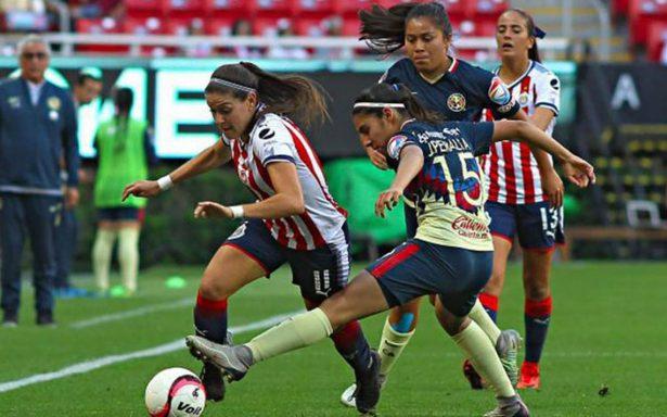 Chivas, primer finalista en la Liga MX Femenil