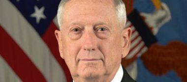 Reitera gobierno de Trump a Irak apoyo en guerra contra el EI