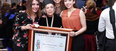 Reconocimiento a Marcela Piña Luján
