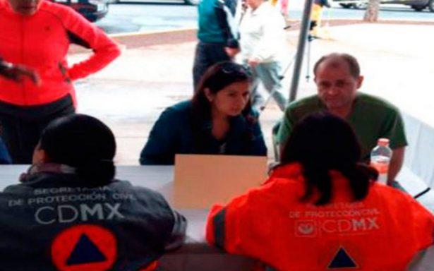 Comienzan a operar los centros de atención integral para reconstrucción en CDMX