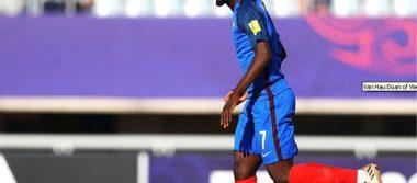 Francia se clasificó para los octavos de final del Mundial Sub-20