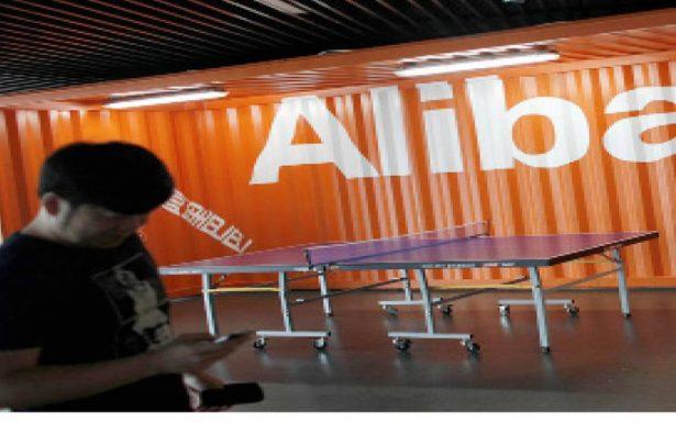 Van 500 mil Pymes a China vía Alibaba