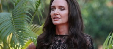 Angelina Jolie habla por primera vez sobre su divorcio con Brad