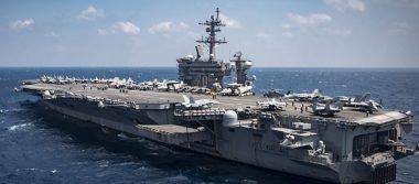 """Corea del Norte advierte con hundir """"de un solo golpe"""" portaviones de EU"""
