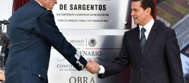 México es nuestra misión: Peña Nieto