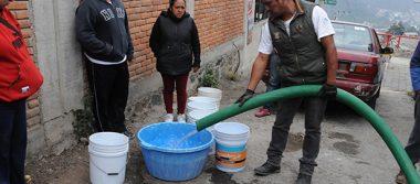 Hoy no habrá agua en 77 colonias de Toluca