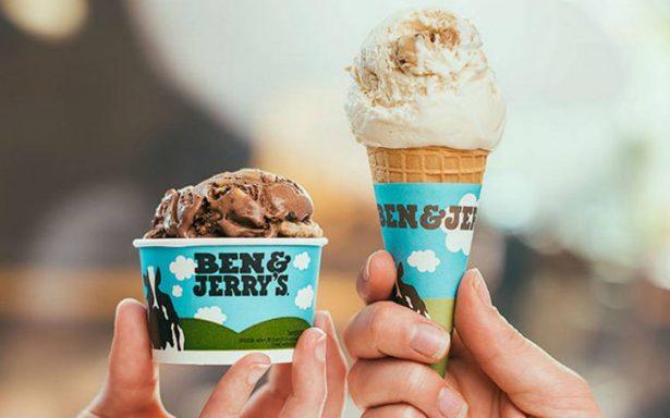 ¡Mala leche! Encuentran herbicida en helados Ben & Jerry's