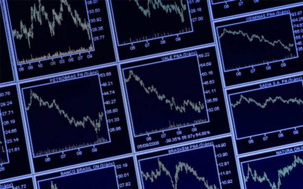 Bolsas europeas abren a la baja ante escala del euro
