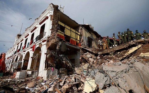 Seguirán sin clases 41 municipios del Istmo de Tehuantepec por estragos del sismo
