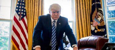 """México pagará el muro fronterizo """"eventualmente"""", insiste Donald Trump"""