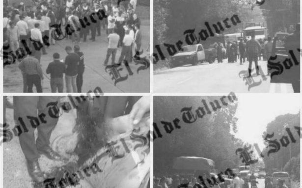 Linchan a inmigrante en Tenancingo, lo acusan de 'robachicos'