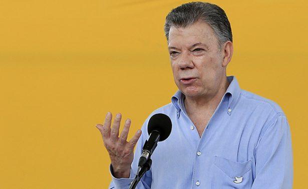 Presidente de Colombia agradece al Papa solidaridad con militares heridos