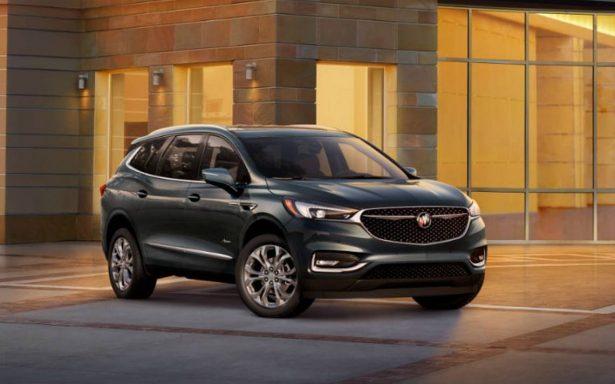 Buick Enclave: refinamiento en el camino