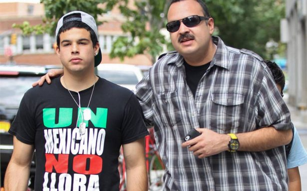 Otorgan libertad condicional al hijo de Pepe Aguilar