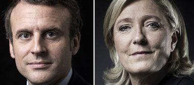 Segunda vuelta en Francia será entre Macron y Le Pen: sondeos