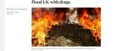 Cártel de Sinaloa se alió con rumanos para traficar droga a Reino Unido, afirman