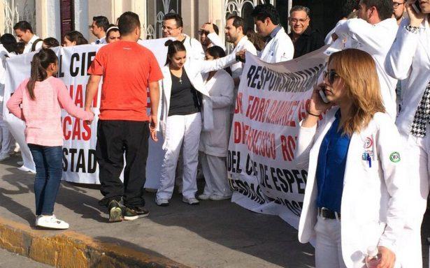 Secretaría de Salud retira a médicos y enfermeros de zonas violentas de Chihuahua