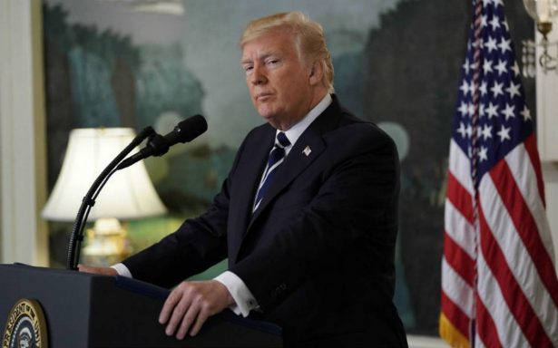 Ignoro si atacante de Las Vegas estaba vinculado al Estado Islámico: Trump