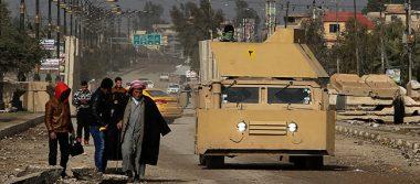 Ataque con drones del EI a barrios liberados de Mosul deja 11 heridos