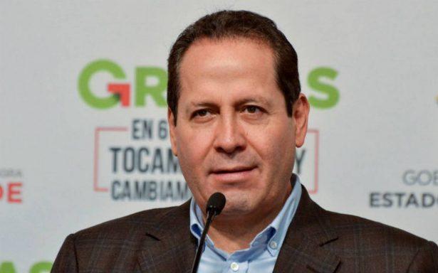 Eruviel Ávila llama a recuperar el PRI que lucha por las clases sociales