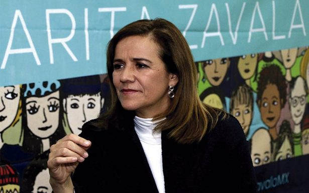 El PAN se ha vuelto autoritario: Margarita Zavala
