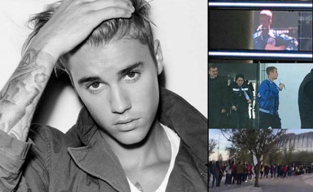 Todo listo para el primer concierto de Justin Bieber en Monterrey