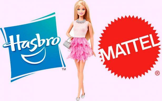 ¿Adiós Mattel? Barbie y compañía podrían ser de Hasbro