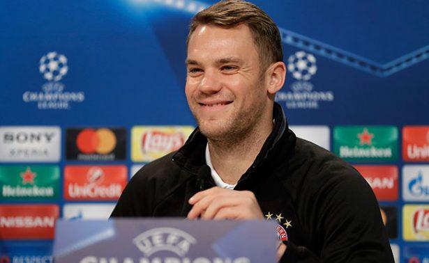 Neuer descarta rumores de fichar para el City de Guardiola