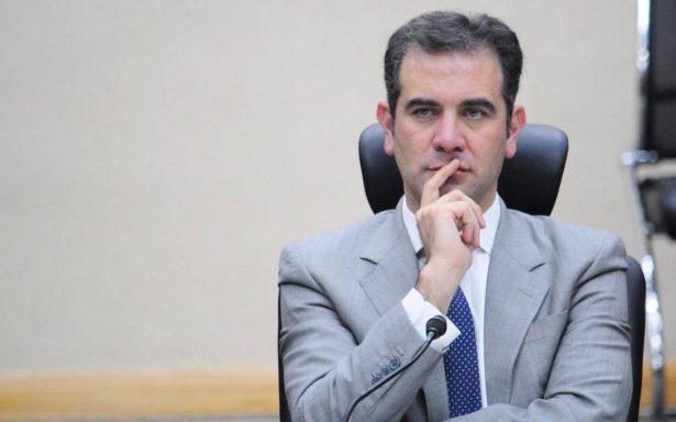 Sin riesgo las elecciones pese a ajuste presupuestal: Lorenzo Córdova
