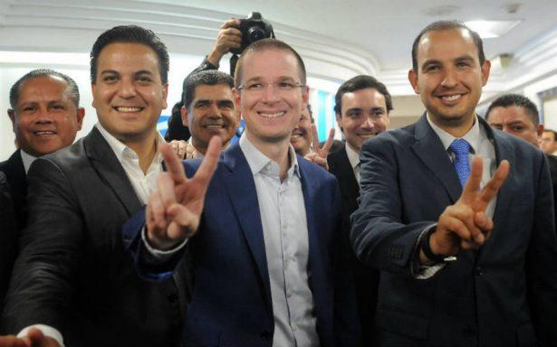 Aún sin candidato, el Frente Ciudadano ganaría presidenciales: Anaya