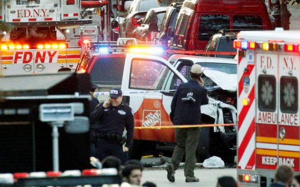 Terrorismo en Manhattan, un asalto a la razón