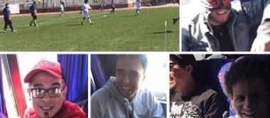 #EnVivo Bandas de Rock ofrecen ¿partido de futbol?