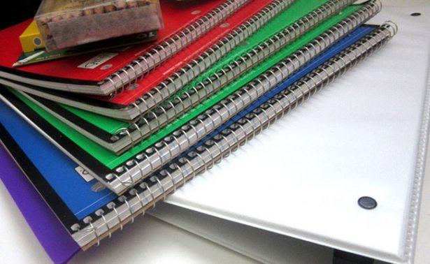 Estas son las listas de materiales y útiles escolares para preescolar, primaria y secundaria