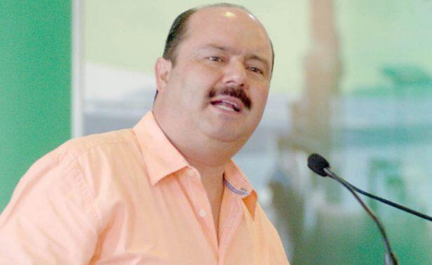Activista quiere llevar a  la cárcel a César Duarte