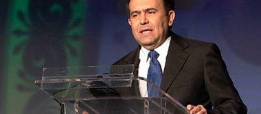 Ildenfonso Guajardo destaca la importancia del TLCAN ante senadores de EU