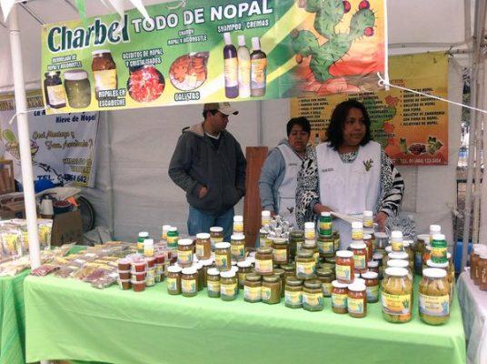 Arranca la Expo Nopal