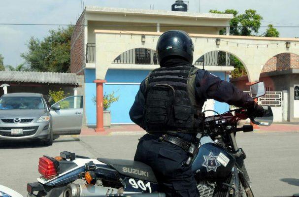 Refuerza SP vigilancia en la localidad