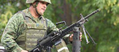 Es Ejército Mexicano garante de seguridad