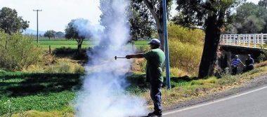 Contaminación por PM 10 en Valtierrilla