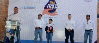 """Autoridades municipales y de CMAPAS celebraron el """"Día Mundial Del Agua"""""""