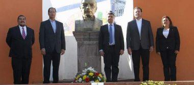 Recuerdan el CCXI natalicio de Benito Juárez