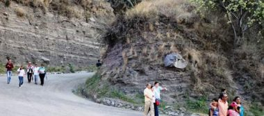 Asaltan a grupo de turistas en la Alberca