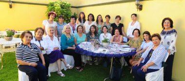 Emotiva sesión de Esposas de Médicos