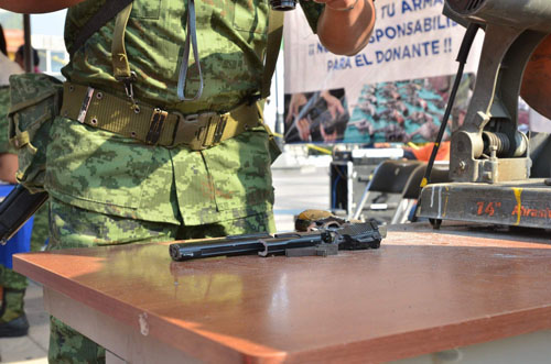 Temor de la población en la zona oriente por armas de fuego