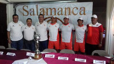 """Salamanca FC """"cocina"""" nuevo proyecto en Tercera División Profesional"""