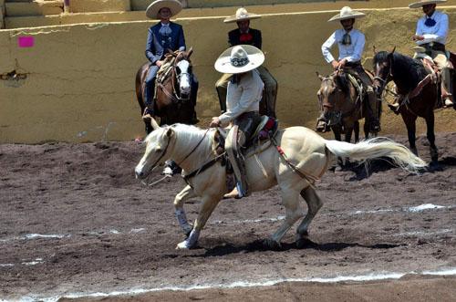 Surgen primeros lugares en Torneo Charro del Centro con sede Salamanca