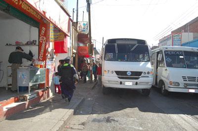 Ciudadanos temen que de darse un aumento a la tarifa del transporte, este sea desmedido