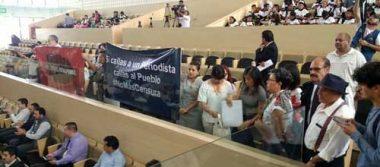 Votan contra Ley para periodistas; la regresan a Comisión