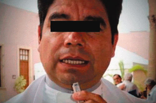 Busca obispo a víctimas de abuso del padre Raúl